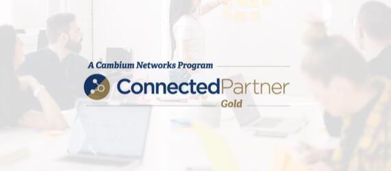 Jako pierwsza firma w Polsce otrzymaliśmy status <strong>Cambium Gold Connected Partner</strong>