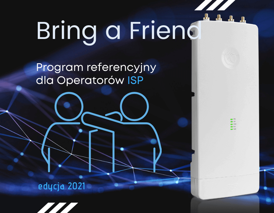 Program Bring a friend 2021