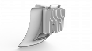 cnWave V3000 z tyłu z anteną