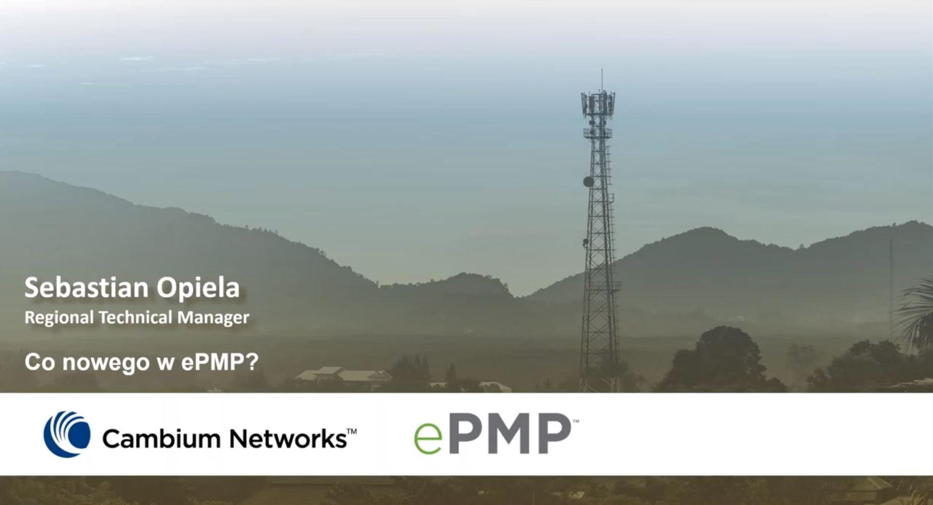 Co nowego w ePMP?