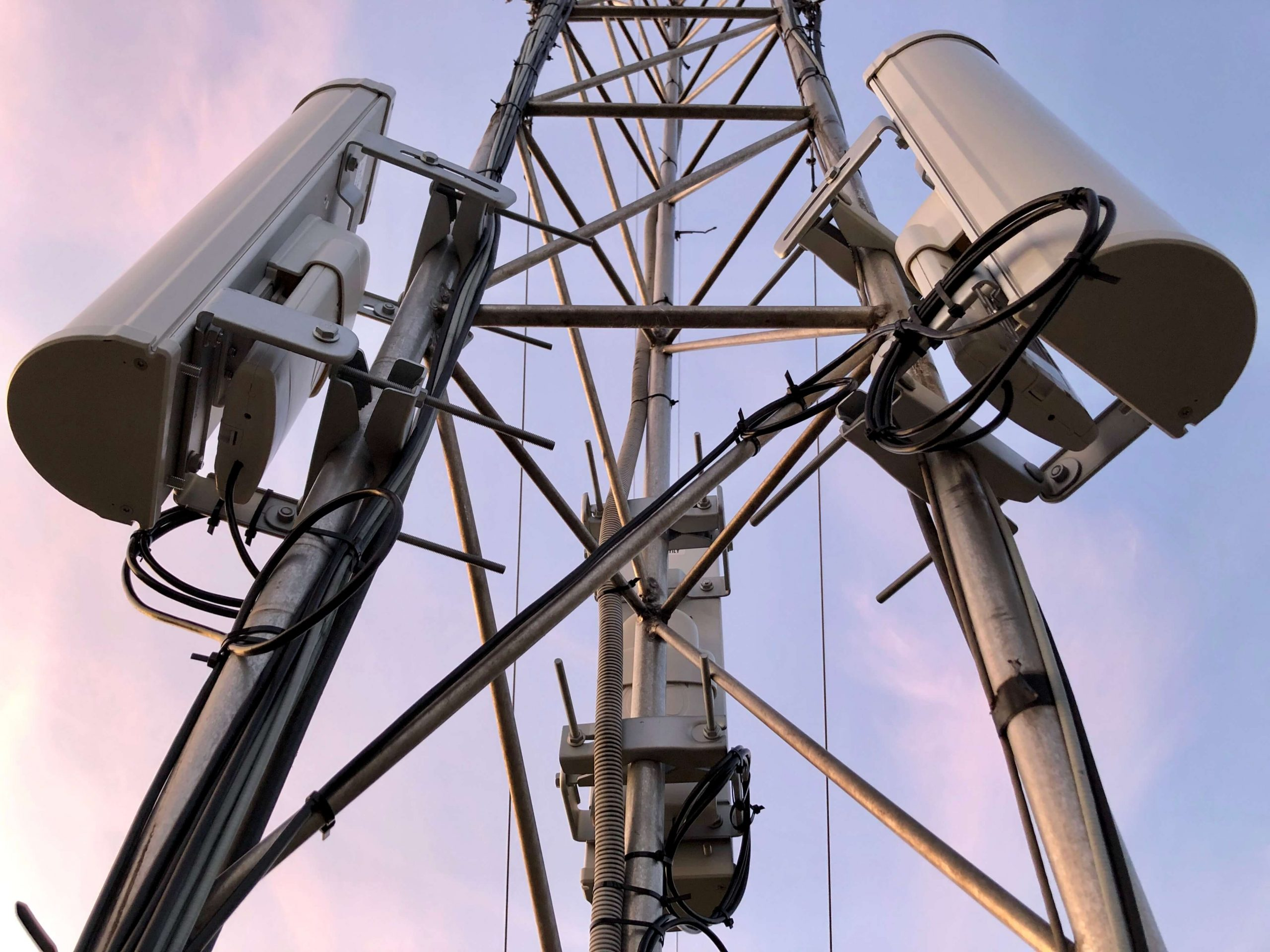 Wdrożenie ePMP wieża z sektorem