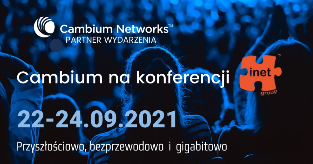 Cambium-iNET-2021